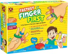 Fastest Finger First - Logic & Speed Game