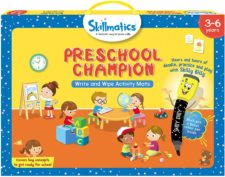 Skillmatics Preschool Champion Activity Mats