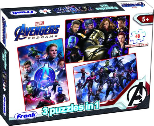 Avengers End Game 48 Pcs. Puzzle