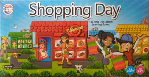 Shopping Day Learning Game