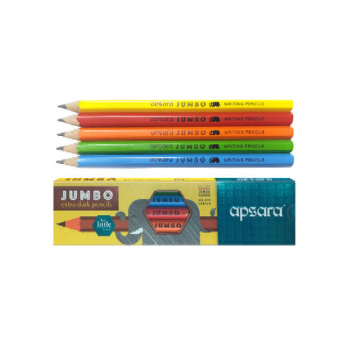 Jumbo Extra Dark Writing  Pencil