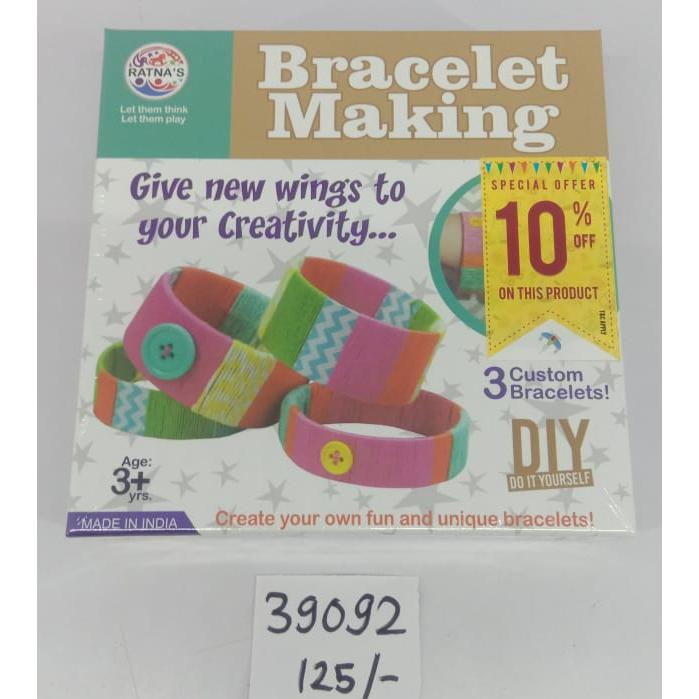 Bracelet Making DIY Kit