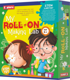 My Roll-on Making Lab