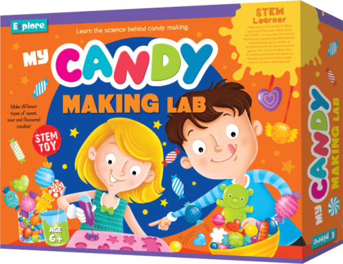 My Candy Making Lab