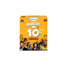 Skillmatics Smart Questions Game - Famous Personalities (Guess In 10)
