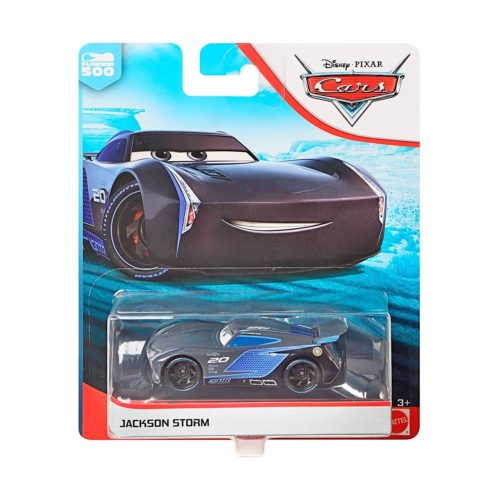 Disney Pixar Cars-3 Jackson Storm Die-cast Vehicle