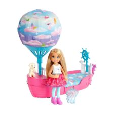 Barbie Dreamtopia Magical Dreamboat