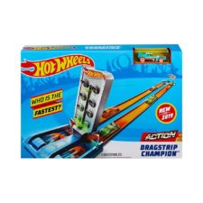 Mattel Hot Wheels Dragstrip Champion Playset