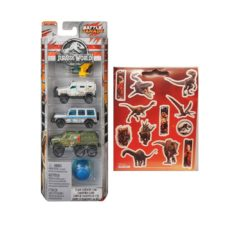Jurassic World Island Team (5-pack)