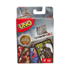 Uno Lcnsd Justice League Card Game