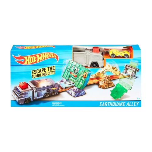 Hot Wheels Earthquake Alley Playset