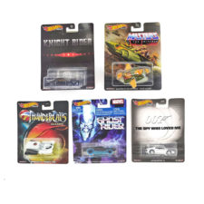 Hot Wheels Premium Collector's Car Models (Design may vary)