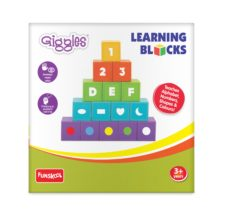Funskool Giggles Learning Blocks