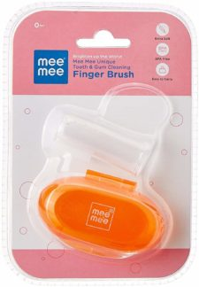 Mee Mee Unique Tooth & Gum Cleaning Finger Brush