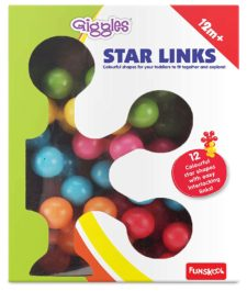 Funskool Giggles Star Links