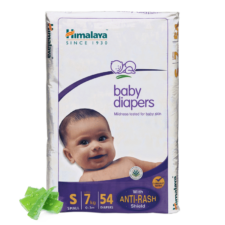 Himalaya Baby Diapers S (Pack of 54)