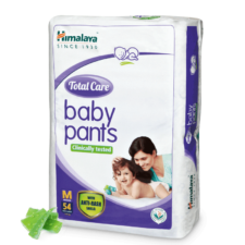 Himalaya Total Care Baby Pants  M (Pack of 54)