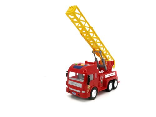 38007 Friction Fire Engine with Sound